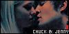 Jenny Humprey & Chuck Bass